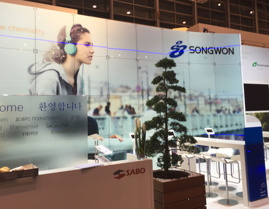 Songwon stand